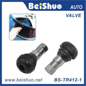 Snap-in Tubeless Rubber Valves for Car and Light Truck pictures & photos