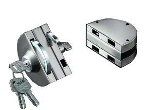 Glass Door Lock (666A) pictures & photos