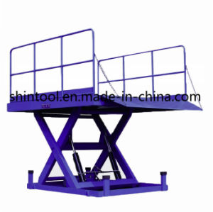 6.0 Ton Lift Platform for Car with Platform Size 2800*2000mm pictures & photos