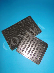 ESD Black Blister Tray for Electronics