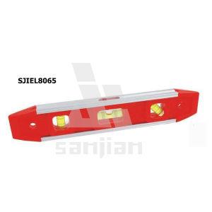 Sjie8065 Plastic Torpedo Spirit Level pictures & photos
