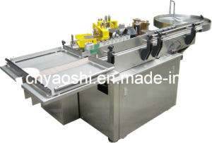 Sticker Labeling Machinery,sticker labeling machine pictures & photos