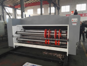 Flexible Printing Slotting Die-Cutting Machine pictures & photos