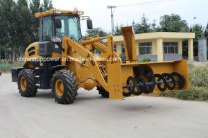 2.0ton 4WD Front Hydraulic Wheel Loader pictures & photos