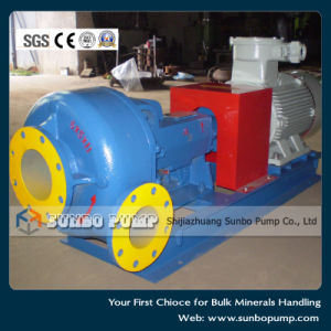 Centrifugal Mud Pump 6X5X11, Pipeline Booster Pumps pictures & photos