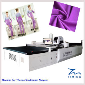 Tmcc-2025 Computerized Cutting Machine for Cloth / Auto Cutter Textile pictures & photos