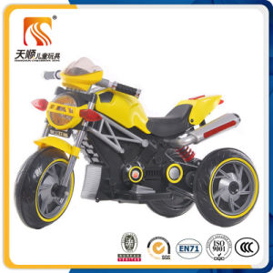 Kids Rechargeable Motorcycle Electric Baby Ride on Motorcycle Toys pictures & photos