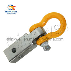 High Quality Solid D Ring Hitch Receiver Shackle Bracket pictures & photos