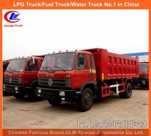160HP Dongfeng 4X2 10ton 15ton 20ton Dumper Tipper Dump Truck pictures & photos