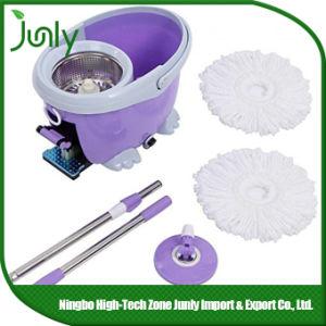 Floor Cleaner Double Bucket Magic Easy Mop 360 pictures & photos