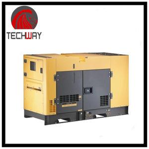 15kVA Silent Diesel Generator (TWDG17CC) pictures & photos