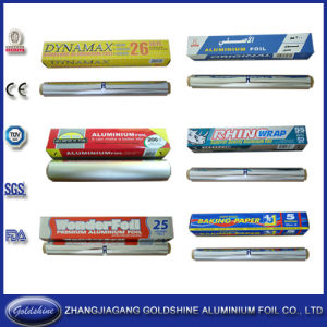 Aluminum Foil Roll for Food Packing pictures & photos