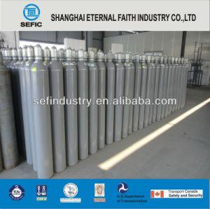 ISO9809 High Pressure Argon Oxygen Cylinder 6m3/7m3/8m3/10m3 40L 47L 50L Gas Cylinder pictures & photos