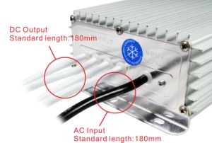 300W Constant Voltage Waterproof LED Power Supply with Ce pictures & photos