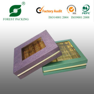 Small Paper Packaging Box for Food Fp600053 pictures & photos