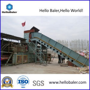 12 Ton/Hr Hydraulic Waste Paper Baling Machine (HFA10-14) pictures & photos