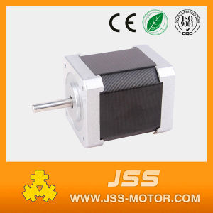 NEMA 17 1.8 Degree Step Angle Stepper Motor for Small CNC pictures & photos