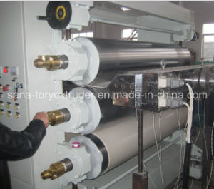 High Quality PVC Plastic Sheet Board Extrusion Machine Line pictures & photos