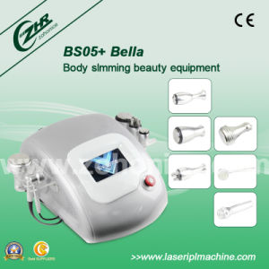 Bs05 Professional Slimming Machine with Cavitation & Ultrasonic & RF pictures & photos