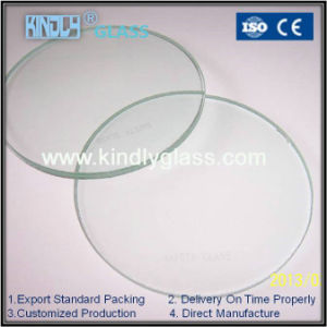 Safety Glass for Meter Cover