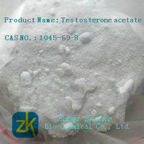 Testosterone Acetate Anabolic Powder 99% Steroids pictures & photos