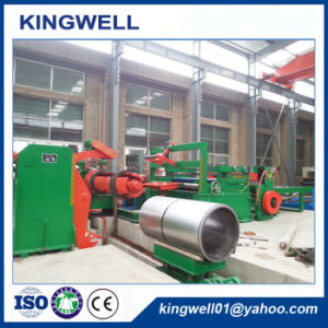 Cut to Length Line (uncoiling machine, leveling machine, cutting machine, stacking machine) pictures & photos