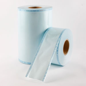 Disposable Medical Packaging Flat Sterilization Roll pictures & photos
