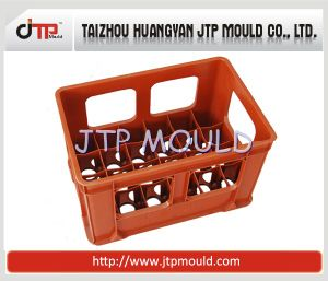 Widely Use Collapsible Plastic Injection Crate Mould/Mold pictures & photos