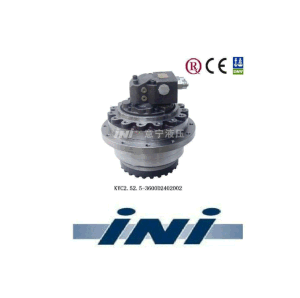 Ini Low Speed High Torque Hydraulic Track Drive Travel Motor pictures & photos
