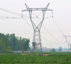 500 Kv Power Transmission Tower (Glass type) pictures & photos