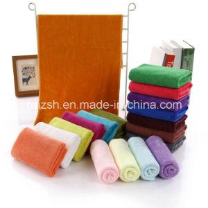 Microfiber Towel 400 GSM Sterile Towels Barber Shop Beauty Shop pictures & photos