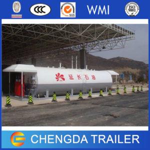 Storage Tank Technical 40cbm LPG Filling Plant Tanker Machine pictures & photos