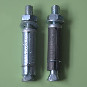 Projection Bolt Four Segments Shell Anchor T-Type pictures & photos