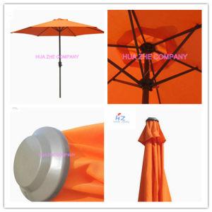 Hz-Um134 10ft (3m) Round Umbrella Crank Umbrella with Tilt Outdoor Parasol Garden Umbrella Patio Umbrella pictures & photos