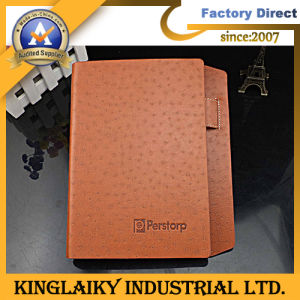 High-End Promotional PU Notebook with Customized Logo (N-03) pictures & photos