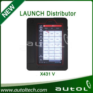 Original Wonderful Tablet Diagnostic Scanner for Online Update Bluetooth/ WiFi Launch X431 V pictures & photos