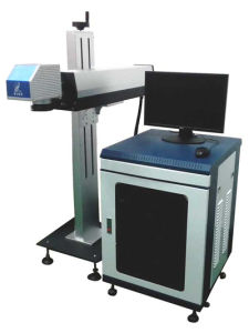 Guanli Specail Design Fast Speed Stainless Steel Fiber Laser Marking Machine