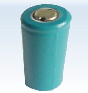 3.6V 2/3AAA Top Sale Rechargeable Li-ion Battery (ICR10300) pictures & photos