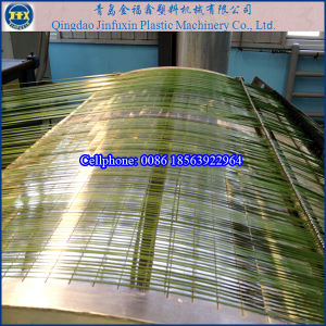 Plastic Artificial Football Field Turf Extruding Machine pictures & photos