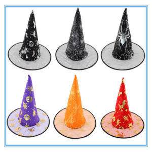 Halloween Supplies Christmas Party Wizard Witch Hats pictures & photos