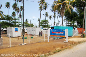 Portable Park Container Toilet (SHS-fp-ablution012) pictures & photos