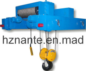 Double Girder Electric Wrie Hoist SHA Type pictures & photos