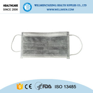 4 Ply Nonwoven Active Carbon Filter Face Mask pictures & photos