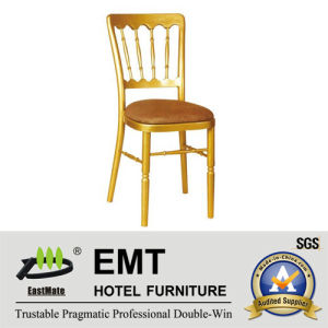 Hotel Furniture Leisure Chair Wooden Chair (EMT-818) pictures & photos