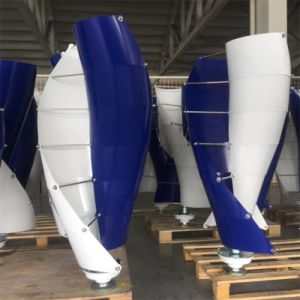 300W Vertical Axis Wind Turbine System (DG-SV-300W) pictures & photos