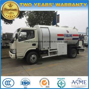 5.5 M3 5.5 Cbm LPG Truck 5500 Liters LPG Dispenser Refueling Truck pictures & photos