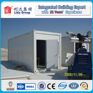 Prefab Eco-Type Steel Frame Container Homes pictures & photos