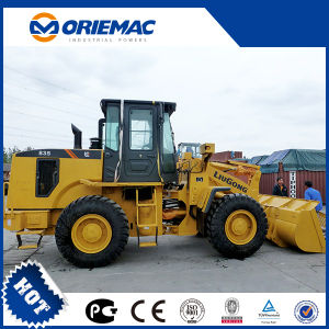 Hot Sale Liugong Payloader Clg835 3 Ton Front Wheel Loader pictures & photos