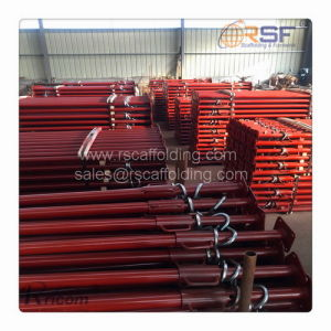 China Adjustable Steel Scaffolding Post Telescopic Steel Shoring Props pictures & photos