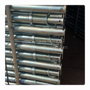 Galvainzed Heavy Duty Type Scaffold Post Shorings pictures & photos